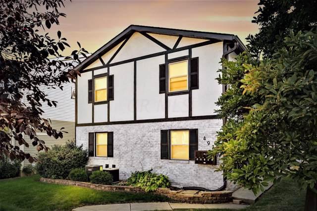 497 E Sycamore Street, Columbus, OH 43206 (MLS #219039753) :: Core Ohio Realty Advisors