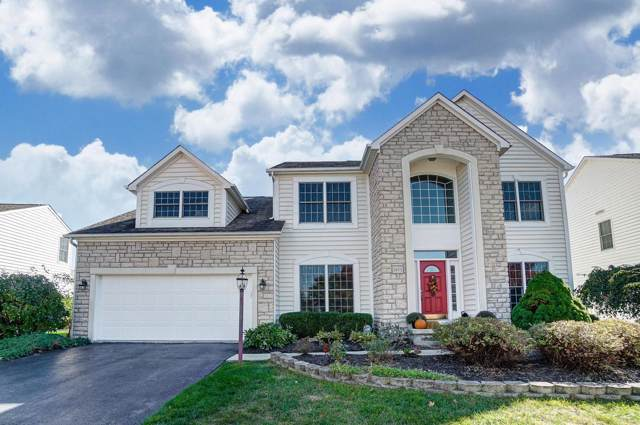 7475 Fairfield Lakes Drive, Powell, OH 43065 (MLS #219039760) :: The Clark Group @ ERA Real Solutions Realty