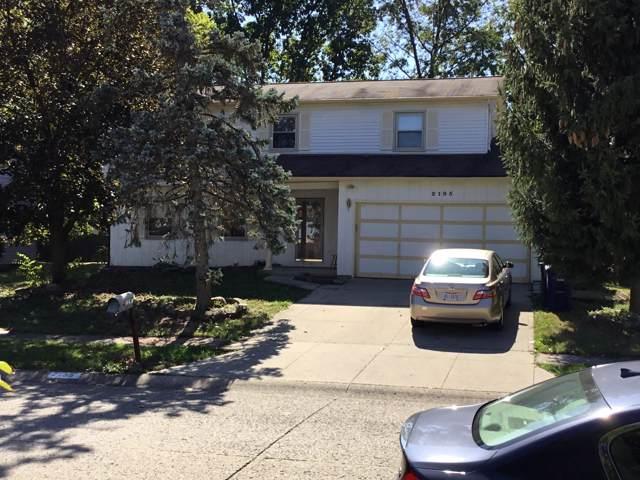 2195 Tuliptree Avenue, Columbus, OH 43229 (MLS #219039761) :: Core Ohio Realty Advisors