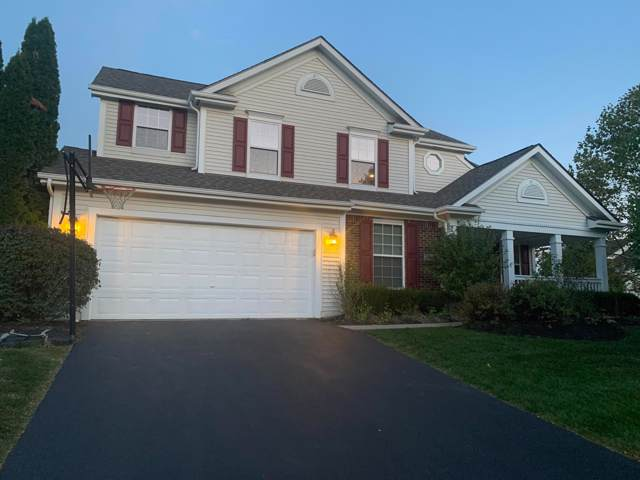4394 Oaks Shadow Drive, New Albany, OH 43054 (MLS #219039767) :: Exp Realty