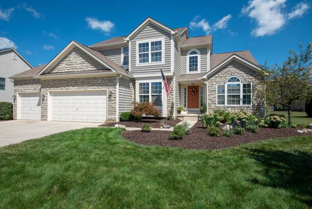 6218 Parkmeadow Lane, Hilliard, OH 43026 (MLS #219039771) :: Core Ohio Realty Advisors