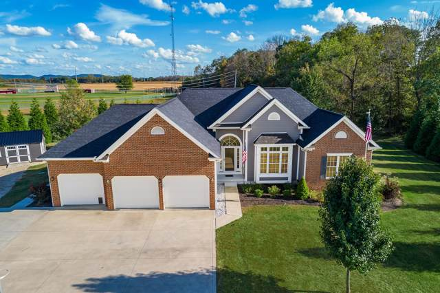 5 Forest Edge Drive, Chillicothe, OH 45601 (MLS #219039778) :: The Raines Group