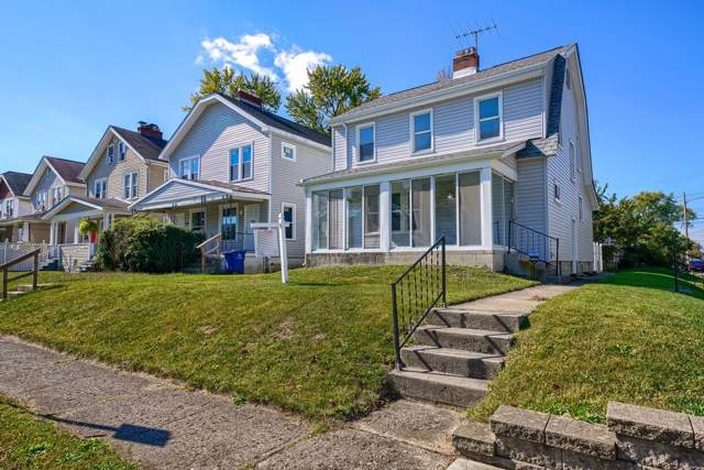 1105 S Champion Avenue, Columbus, OH 43206 (MLS #219039786) :: The Raines Group