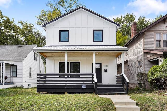1129 Oakwood Avenue, Columbus, OH 43206 (MLS #219039801) :: Susanne Casey & Associates