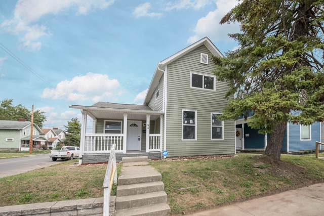 94 E Woodrow Avenue, Columbus, OH 43207 (MLS #219039876) :: Berkshire Hathaway HomeServices Crager Tobin Real Estate
