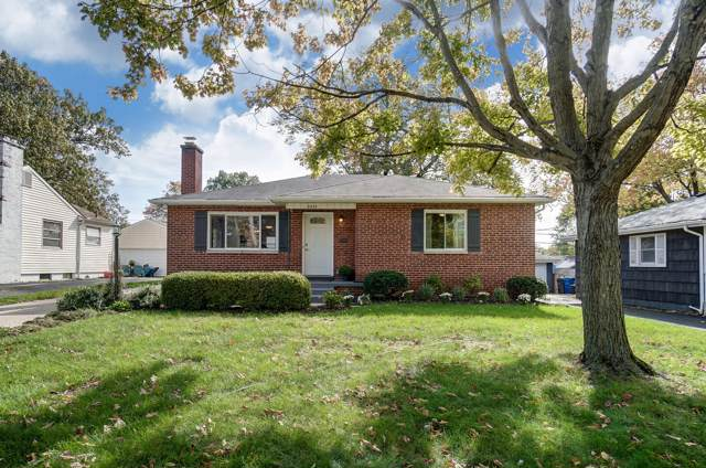 2643 Woodstock Road, Columbus, OH 43221 (MLS #219039879) :: CARLETON REALTY
