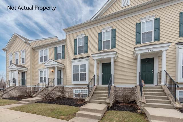 6534 Nottinghill Trail Drive 16-653, Canal Winchester, OH 43110 (MLS #219039913) :: RE/MAX Metro Plus