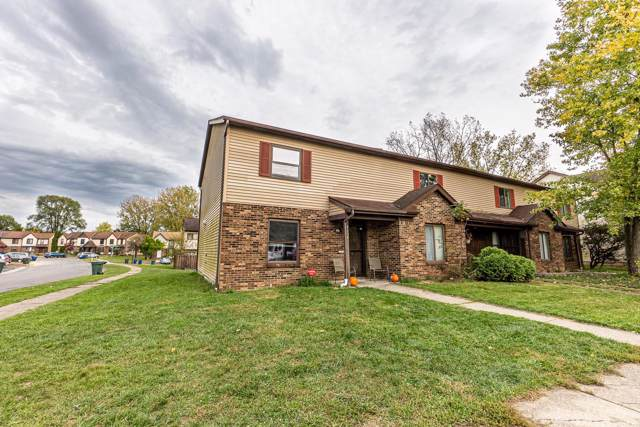 4354 Apley Place, Columbus, OH 43231 (MLS #219039933) :: Signature Real Estate