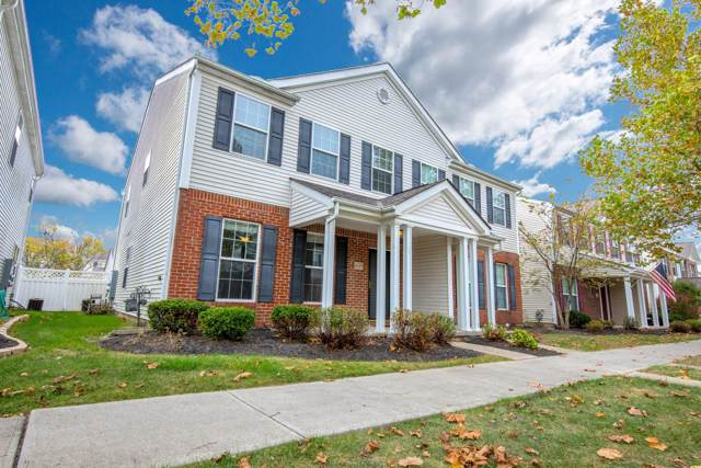 6155 Albany Crest Avenue, New Albany, OH 43054 (MLS #219039949) :: Exp Realty
