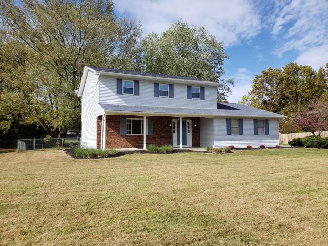 13823 Nantucket Avenue, Pickerington, OH 43147 (MLS #219039955) :: Exp Realty