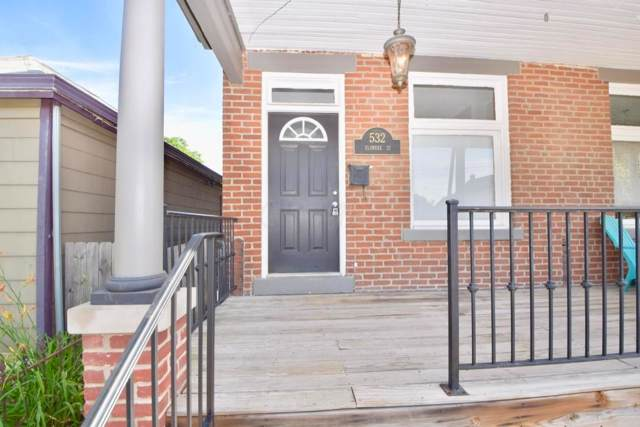 532 Elsmere Street, Columbus, OH 43206 (MLS #219039967) :: CARLETON REALTY