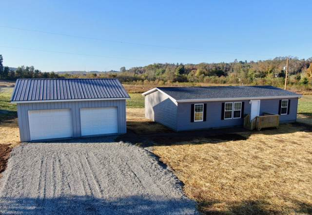 12243 Township Road 8, Crooksville, OH 43731 (MLS #219039981) :: Exp Realty