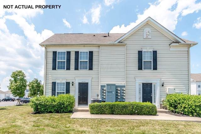 6405 Blue Knoll Drive 49-640, Canal Winchester, OH 43110 (MLS #219039982) :: RE/MAX ONE