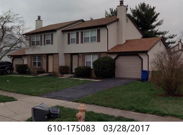1748 Watertower Drive, Columbus, OH 43235 (MLS #219040002) :: CARLETON REALTY