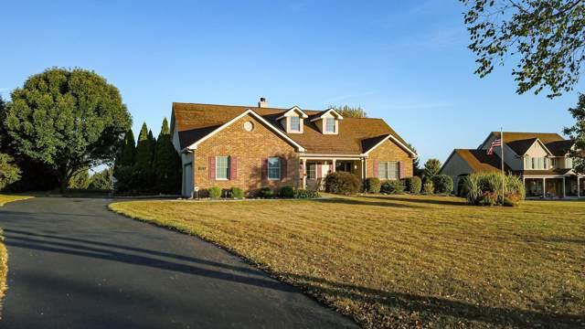 1855 E Glenhurst Drive NW, Lancaster, OH 43130 (MLS #219040071) :: CARLETON REALTY