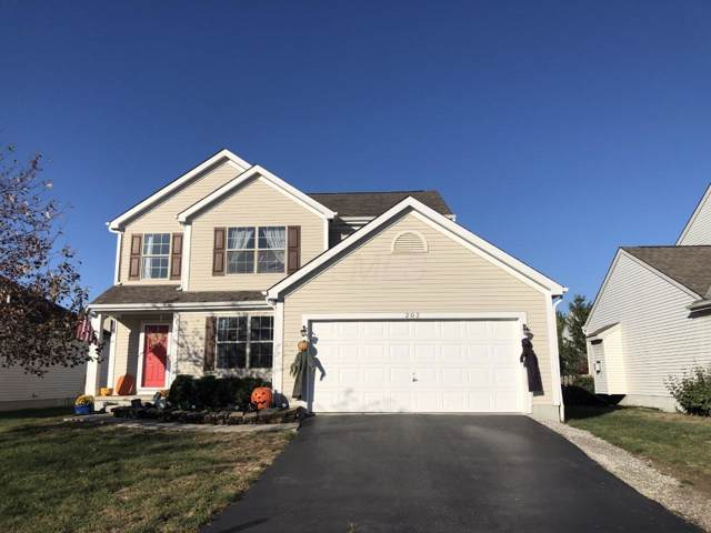 202 Brenden Loop, Delaware, OH 43015 (MLS #219040093) :: Exp Realty