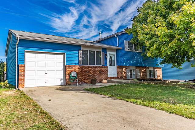 3026 Elspeth Court, Columbus, OH 43231 (MLS #219040098) :: Exp Realty