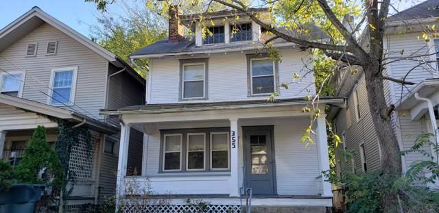 355 E Tompkins Street, Columbus, OH 43202 (MLS #219040201) :: Shannon Grimm & Partners Team