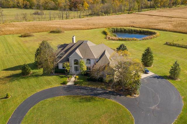 11745 Hinton Mill Road, Marysville, OH 43040 (MLS #219040215) :: Sam Miller Team