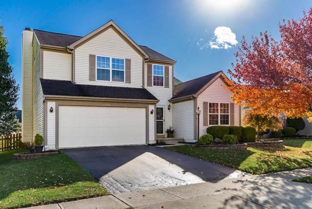 6593 Danbury Drive, Westerville, OH 43082 (MLS #219040263) :: Core Ohio Realty Advisors
