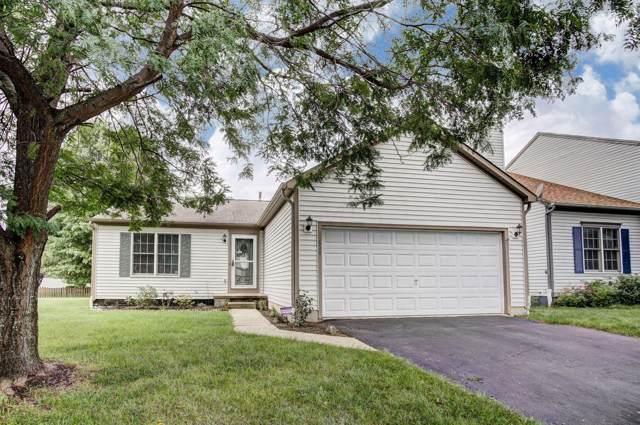 438 Lamesa Drive, Blacklick, OH 43004 (MLS #219040290) :: Core Ohio Realty Advisors
