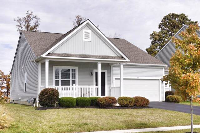668 Black Hawk Drive, Marysville, OH 43040 (MLS #219040388) :: Keller Williams Excel