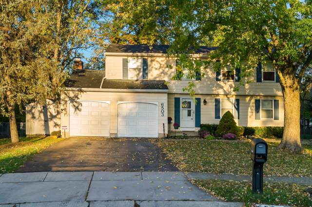 6503 Bunting Court, Westerville, OH 43081 (MLS #219040437) :: Signature Real Estate