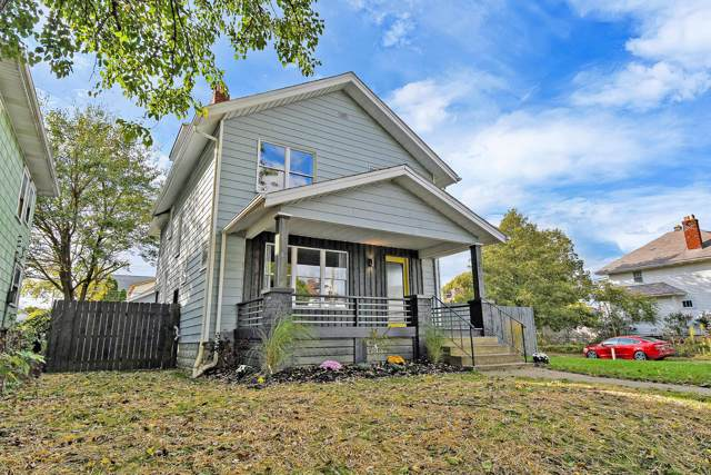215 N Harris Avenue, Columbus, OH 43204 (MLS #219040495) :: Huston Home Team