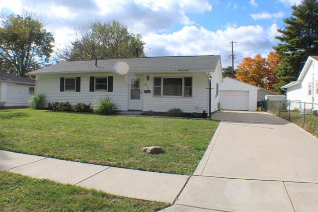 911 Hillridge Road, Reynoldsburg, OH 43068 (MLS #219040536) :: Core Ohio Realty Advisors