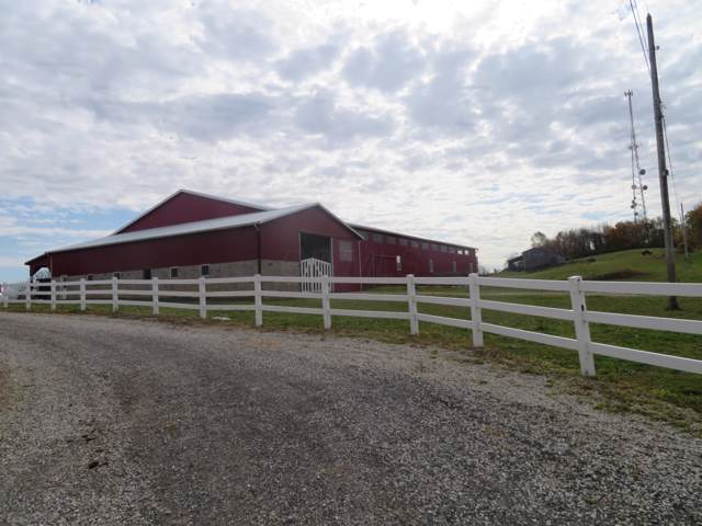 7362 Township Rd. 119, Fredericktown, OH 43019 (MLS #219040763) :: ERA Real Solutions Realty