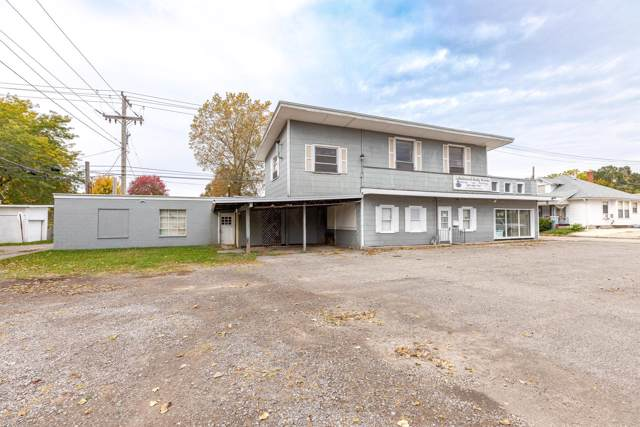 115 W Patterson Avenue, Bellefontaine, OH 43311 (MLS #219040804) :: RE/MAX ONE