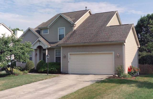 5635 Newland Court, Hilliard, OH 43026 (MLS #219040806) :: Core Ohio Realty Advisors