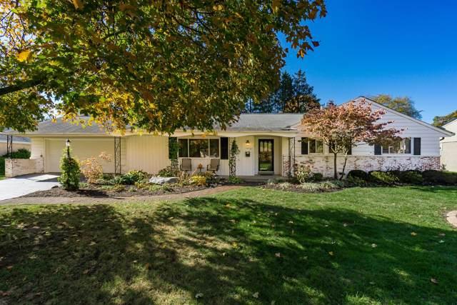 3767 Woodbridge Road, Upper Arlington, OH 43220 (MLS #219040866) :: Berkshire Hathaway HomeServices Crager Tobin Real Estate