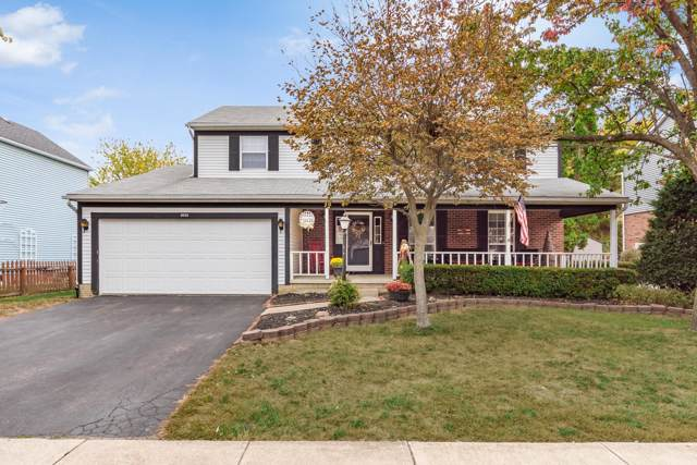 5620 Greystone Lane, Hilliard, OH 43026 (MLS #219040948) :: Huston Home Team