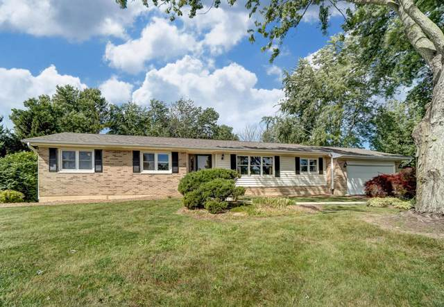 1256 Spring Valley Road, London, OH 43140 (MLS #219040960) :: Berkshire Hathaway HomeServices Crager Tobin Real Estate