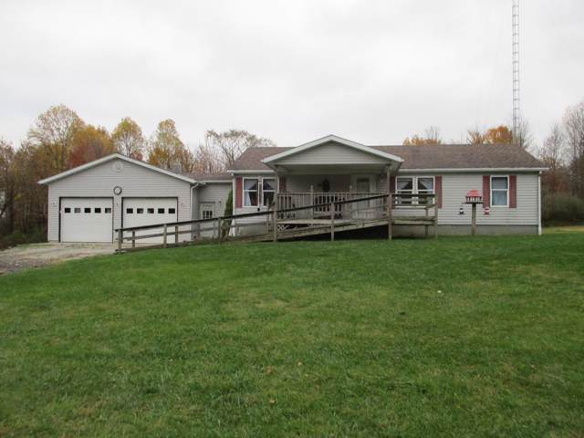 4045 Township Road 178, Fredericktown, OH 43019 (MLS #219040962) :: ERA Real Solutions Realty