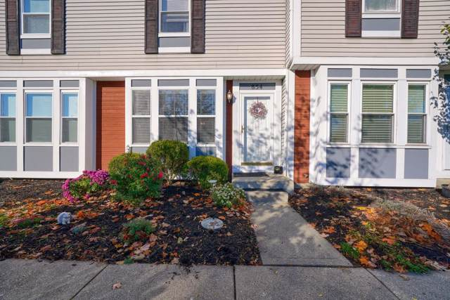 854 Pine Way Drive E-3, Columbus, OH 43085 (MLS #219040975) :: RE/MAX ONE