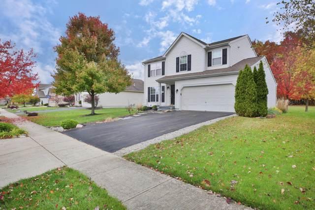 8280 Reynoldswood Drive, Reynoldsburg, OH 43068 (MLS #219041012) :: Signature Real Estate