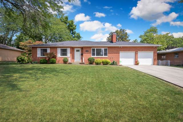 1140 Trentwood Road, Columbus, OH 43221 (MLS #219041133) :: Core Ohio Realty Advisors