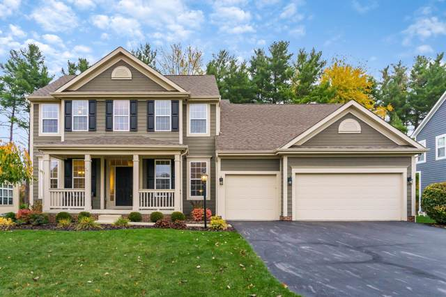 7467 Broxton Lane, Galena, OH 43021 (MLS #219041186) :: The Raines Group