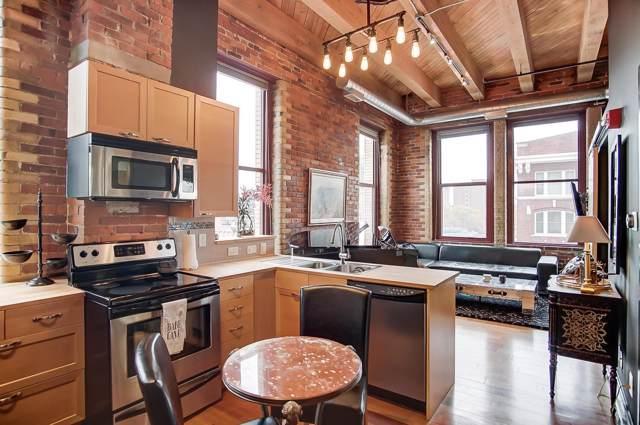 150 E Main Street #410, Columbus, OH 43215 (MLS #219041251) :: BuySellOhio.com