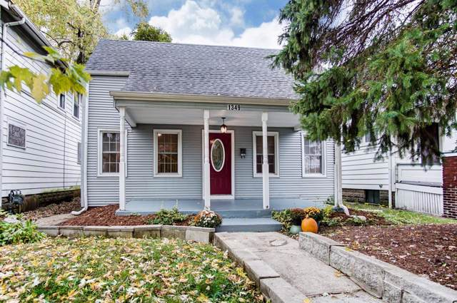 1349 Oakwood Avenue, Columbus, OH 43206 (MLS #219041283) :: Keller Williams Excel