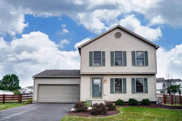 1140 Creekview Drive, Marysville, OH 43040 (MLS #219041332) :: Core Ohio Realty Advisors