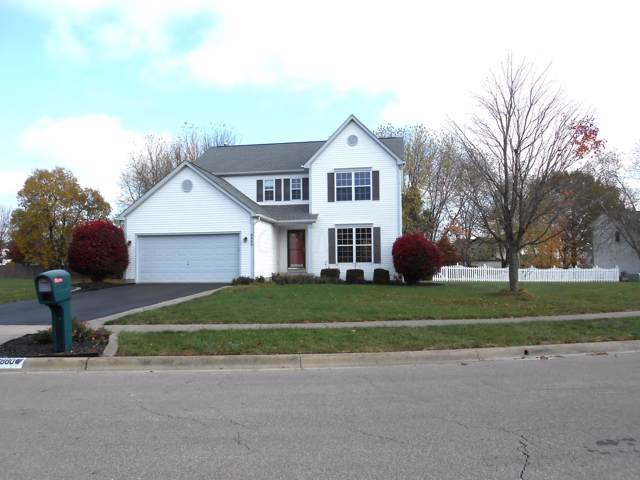 8880 Sedona Court, Lewis Center, OH 43035 (MLS #219041384) :: The Raines Group