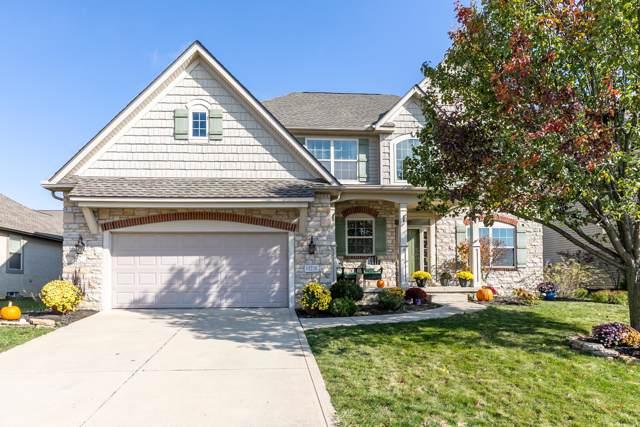 11270 Santa Barbara Drive, Plain City, OH 43064 (MLS #219041409) :: Berkshire Hathaway HomeServices Crager Tobin Real Estate