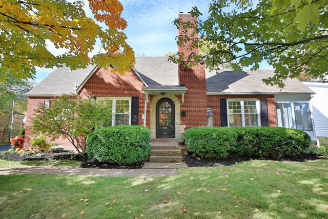 263 S Broadleigh Road, Columbus, OH 43209 (MLS #219041500) :: Core Ohio Realty Advisors