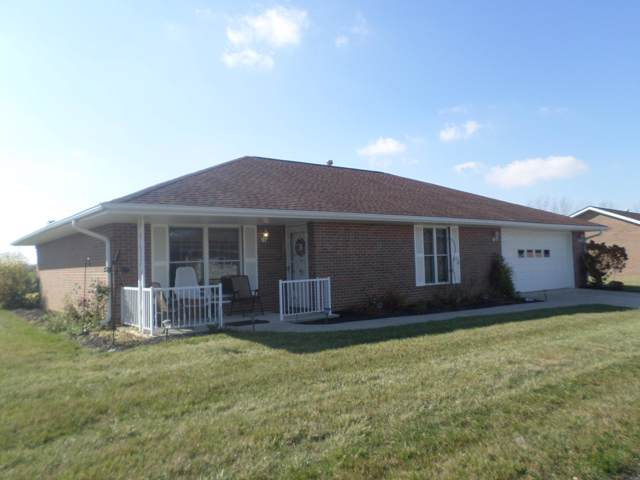 415 Aarika Drive, West Jefferson, OH 43162 (MLS #219041607) :: Berkshire Hathaway HomeServices Crager Tobin Real Estate