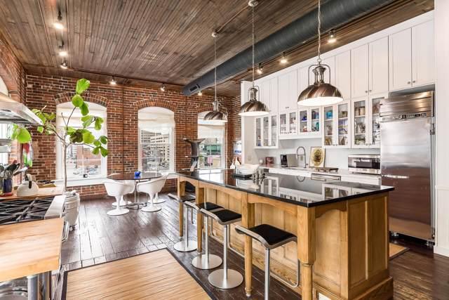 161 N 4th Street, Columbus, OH 43215 (MLS #219041675) :: Signature Real Estate