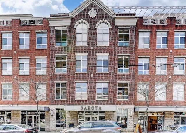 845 N High Street #404, Columbus, OH 43215 (MLS #219041691) :: Signature Real Estate