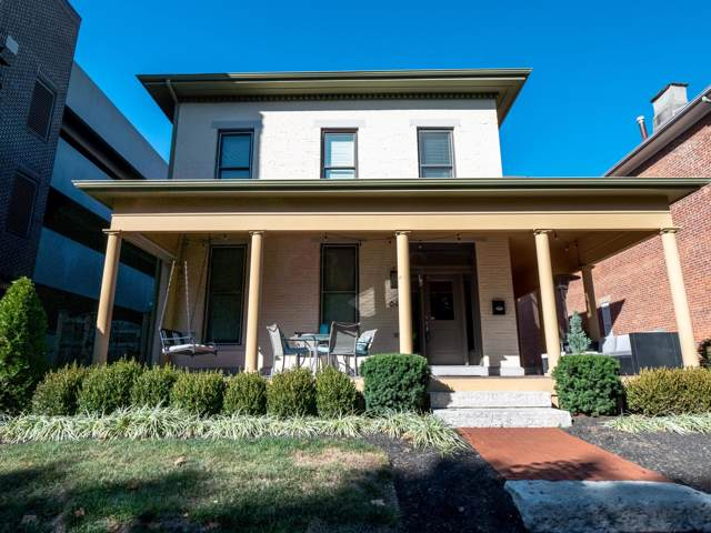 60 E Hubbard Avenue, Columbus, OH 43215 (MLS #219041822) :: The Willcut Group